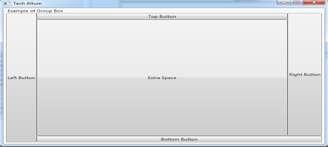 Group box in WPF